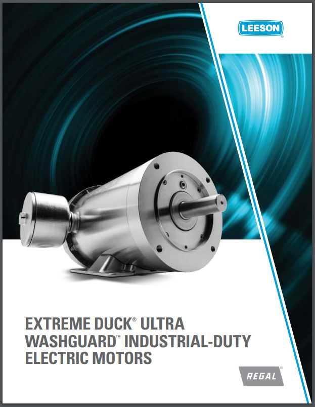Kaman Automation leeson extreme duck ultra brochure