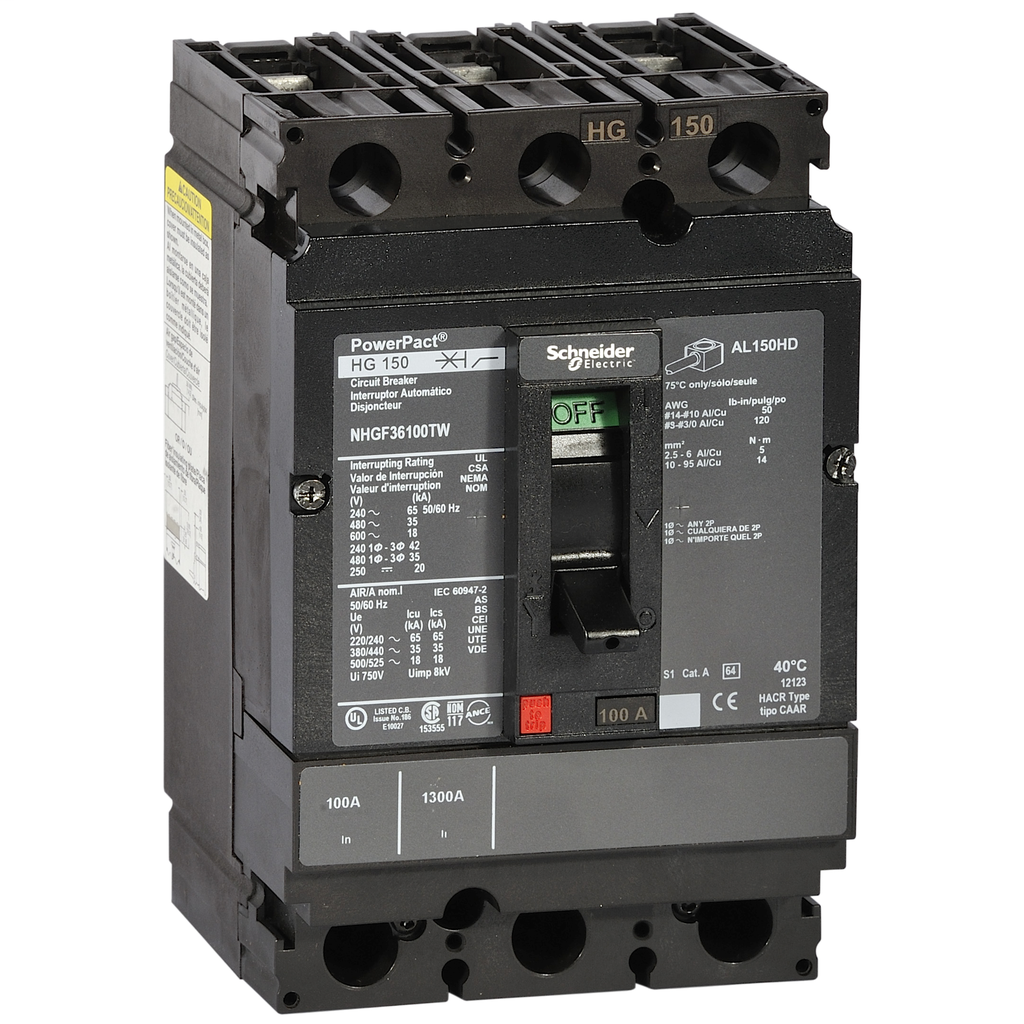 Kaman Automation 2608e6c044723bf18f7daef20d2f2ce35df64536 large  Schneider Electric Schneider ElectricNHJF36050TW785901593409