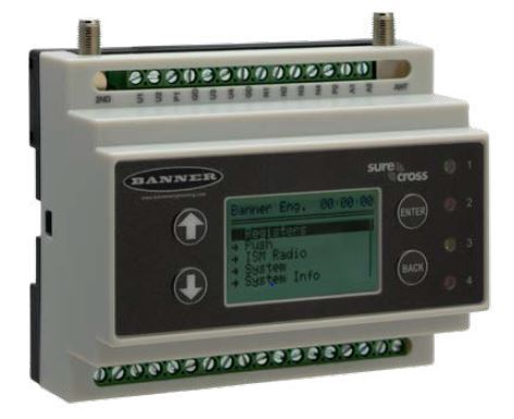 Kaman Automation DXM Industrial Wireless Controller