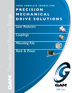 GAM Product Overview Brochure
