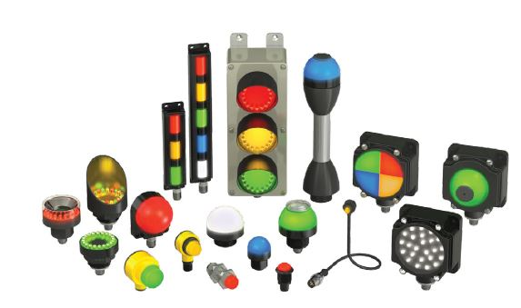 Kaman Automation Lighting and Indicators