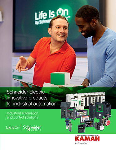 Kaman Automation Schneider Automation solutions thumb Products