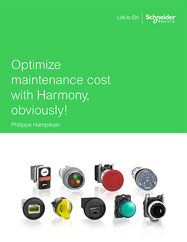 Kaman Automation Schneider Harmony Push Buttons and Displays thumb Products