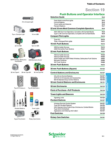 Kaman Automation Schneider Push Buttons Lights and Pendants thumb Products