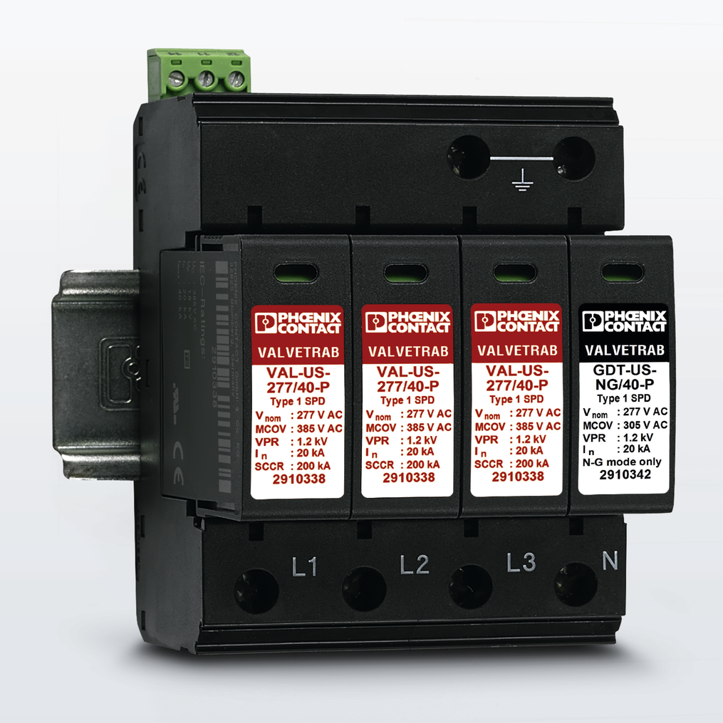 Kaman Automation Surge Protection