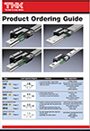 Kaman Automation THK Product Ordering Guide Thumb Products