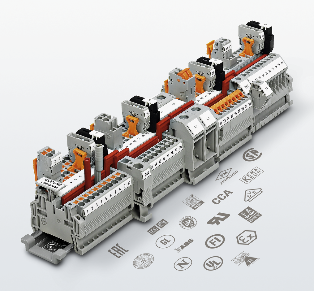 Kaman Automation Terminal Blocks