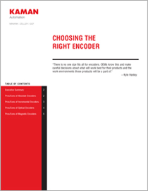 Choosing The Right Encoder