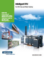 Advantech Intelligent RTU Brochure