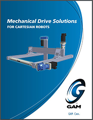 Kaman Automation gam mechanical drive solutions
