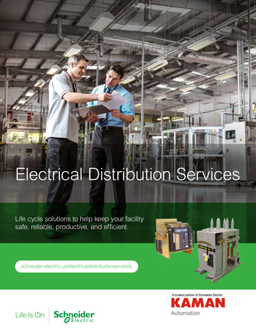 Kaman Automation kdp schneider elect distribution services thumb