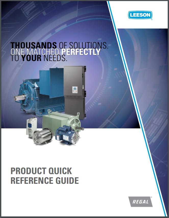 Kaman Automation leeson all products brochure