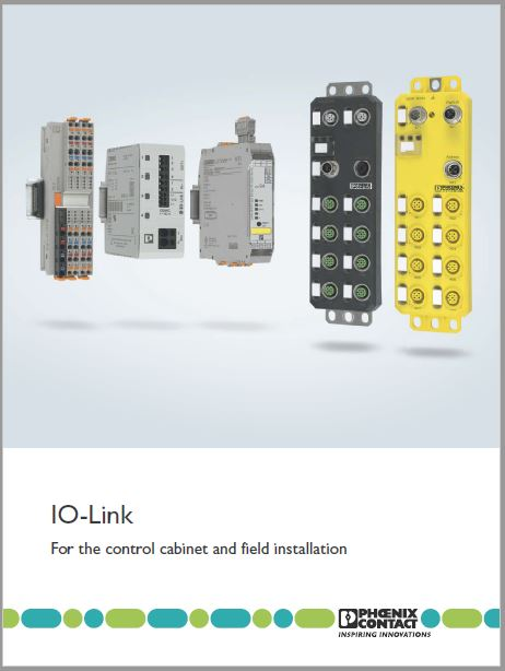 Kaman Automation phoenix contact io link