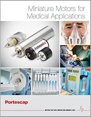 Kaman Automation portescap minature motors medical applications