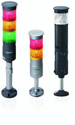 Schneider Electric Harmony XVU Tower Lights