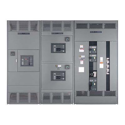 Schneider Electric QED S Power Style Switchboard