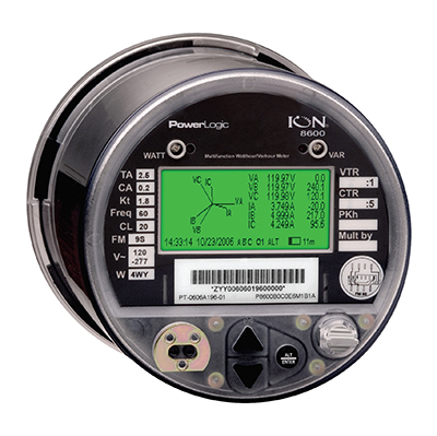 Schneider Electric PowerLogic ION8600 Intelligent Metering & Control Device