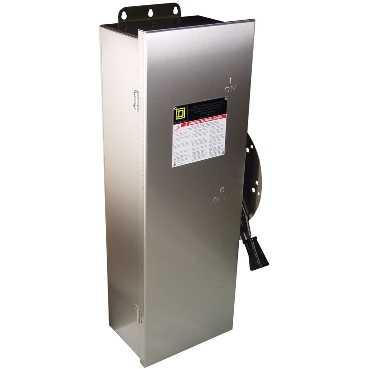 Schneider Electric Double Throw Safety Switches